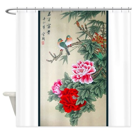 Best Seller Asian Shower Curtain By The Jersey Shore Store