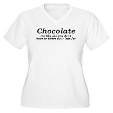 Chocolate Is Like Sex T-Shirt