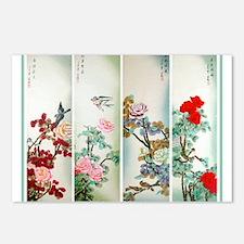 Best Seller Asian Postcards (Package of 8)