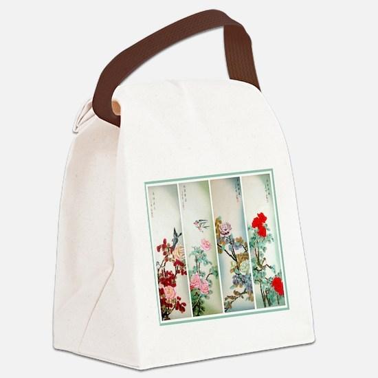 Best Seller Asian Canvas Lunch Bag