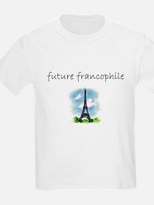 future francophile.JPG T-Shirt