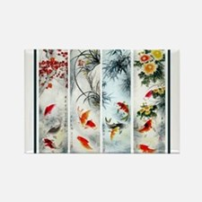 Best Seller Asian Rectangle Magnet