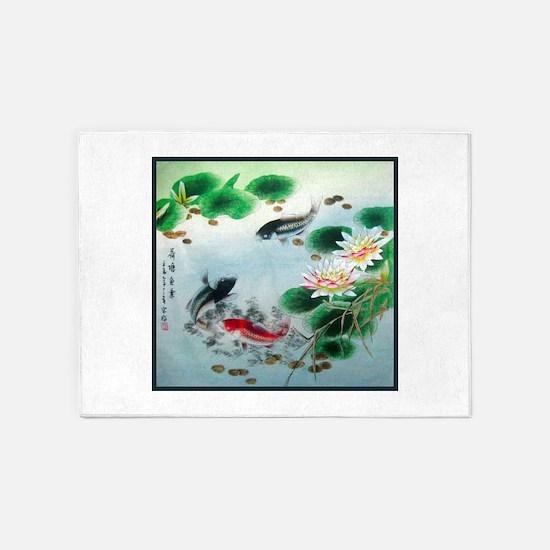 Best Seller Asian 5'x7'Area Rug