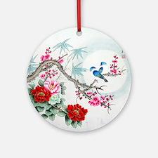 Best Seller Asian Ornament (Round)