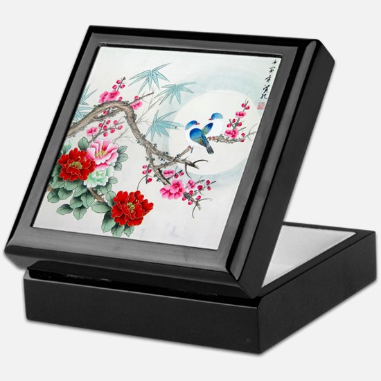 Best Seller Asian Keepsake Box