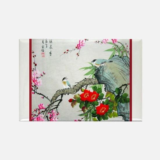 Best Seller Asian Rectangle Magnet (100 pack)