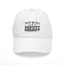 Deputy Sheriff Baseball Cap