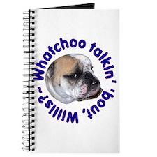 Whatchoo talkin' 'bout Willis? Bulldog Journal