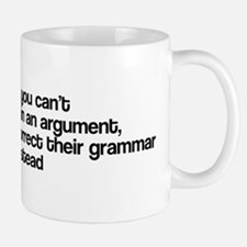 Correct Their Grammar Mug