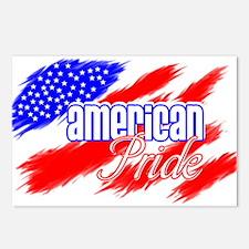 American Pride Postcards (Package of 8)
