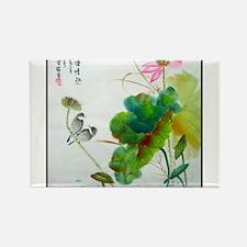 Best Seller Asian Rectangle Magnet (10 pack)