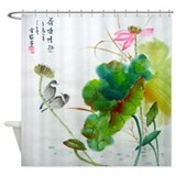 Chinese Shower Curtains