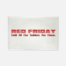 Red Friday (2) Rectangle Magnet
