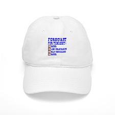 Forecast for tonight Baseball Cap