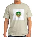 Capricorn Ash Grey T-Shirt