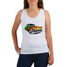 This 56 Bel air is on fire! Tank Top