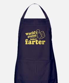 Worlds Greatest Farter Apron (dark)