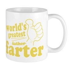 Worlds Greatest Farter Mug