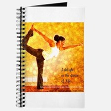 Cute Asana pose Journal