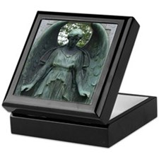 Weeping Angel Keepsake Box