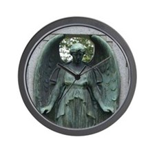 Weeping Angel Wall Clock