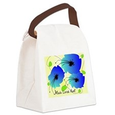 much love aunt Canvas Lunch Bag