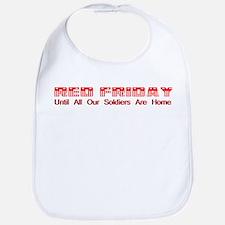 Red Friday (2) Bib