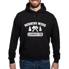 Morning Wood Lumber Co. Hoodie