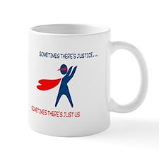 CASA Hero Justice Mug