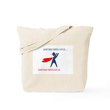 CASA Hero Justice Tote Bag