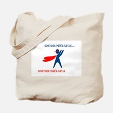 CASA Hero Justice Tote Bag