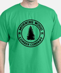 Morning Wood Lumber Co. T-Shirt