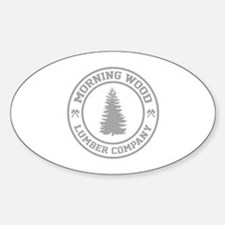 Morning Wood Lumber Co. Decal