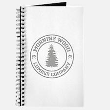 Morning Wood Lumber Co. Journal