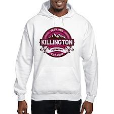 Killington Raspberry Hoodie