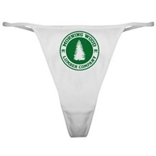 Morning Wood Lumber Co. Classic Thong