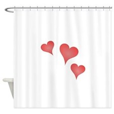 Somebody In Georgia Loves Me Shower Curtain