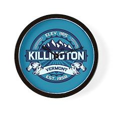 Killington Ice Wall Clock
