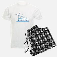 Offshore Wind Farm Pajamas