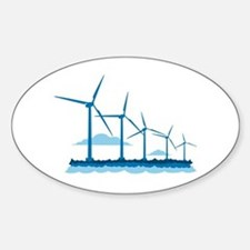 Offshore Wind Farm Decal
