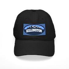 Killington Blue Baseball Hat