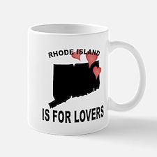 Rhode island Is For Lovers Mug