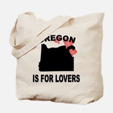 Oregon Is For Lovers Tote Bag