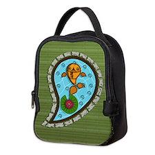 Scales Neoprene Lunch Bag