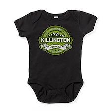 Killington Green Baby Bodysuit