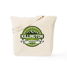 Killington Green Tote Bag