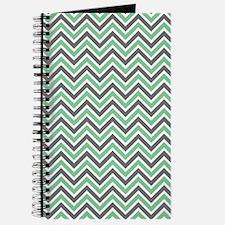 Chevron Stripes Journal