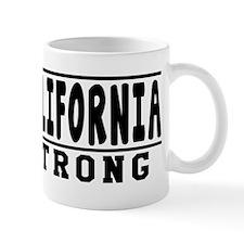 California Strong Designs Mug