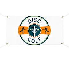 Disc Golf Banner