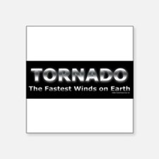 Tornado fastest winds.tif Sticker